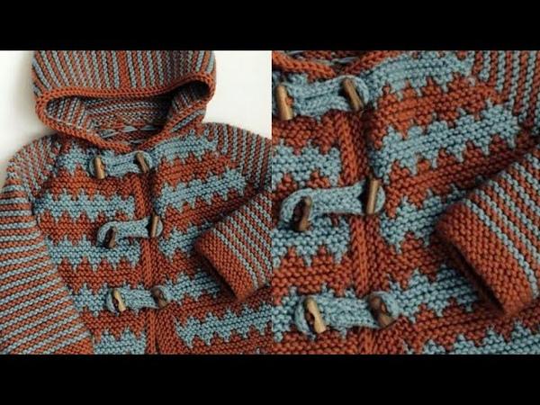 Sweater for 1-2 year old kids in hindi/Bacho ka sweater design:Design-177