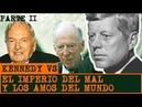 Histórico discurso de JF Kennedy y la firma de la orden 11110