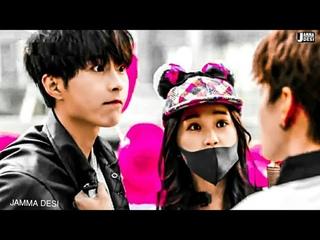 Korean Mix Hindi Songs 💗 Chinese Mix Love Story 💗 Guru Randhawa New Song 2019 💗 Jamma Desi