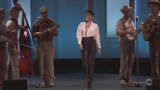 Miley Cyrus performs I Am A Man Of Constant Sorrow at the George Clooney Tribute