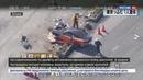 Новости на Россия 24 В Японии на соревнованиях по дрифту автомобиль врезался в толпу зрителей