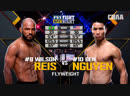 Fight Night Australia Wilson Reis vs Ben Nguyen