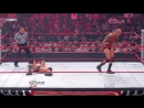 Batista Vs Randy Orton - No Holds Barred Match - RAW 14.09.2009