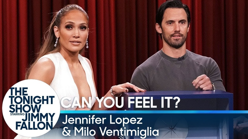 Can You Feel It? with Jennifer Lopez and Milo Ventimiglia
