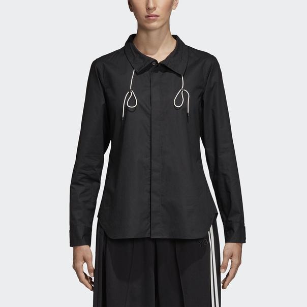 Рубашка Y-3 Tie-Cord