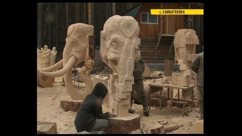 Скульптор из Подмосковья победил на Международном фестивале Лукоморье на Байкале