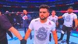 kelvin gastelum vs michael bisping VINE #2 ko by Kelvin UFC