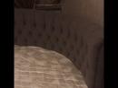 Кровать Честер в каретной стяжке