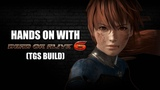 Hands On with Dead Or Alive 6 (TGS Build)!