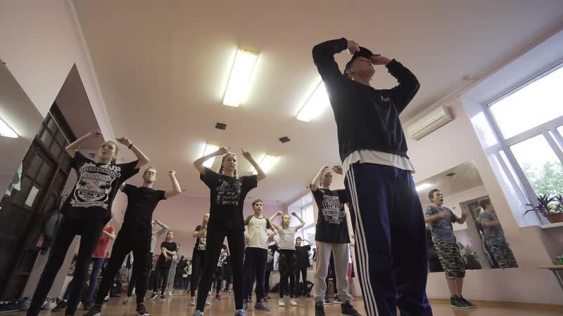 KELIK IVAN | WORKSHOP FOR KIDS | FORSAGE DANCE SCHOOL | ФОРСАЖ Екатеринбург