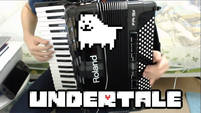 [Accordion]Dogsong-Undertale