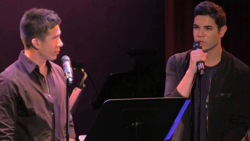 AntTunes 6 Jason Gotay and Jon Rua sing Boy Of My Own by Rosser and Sohne