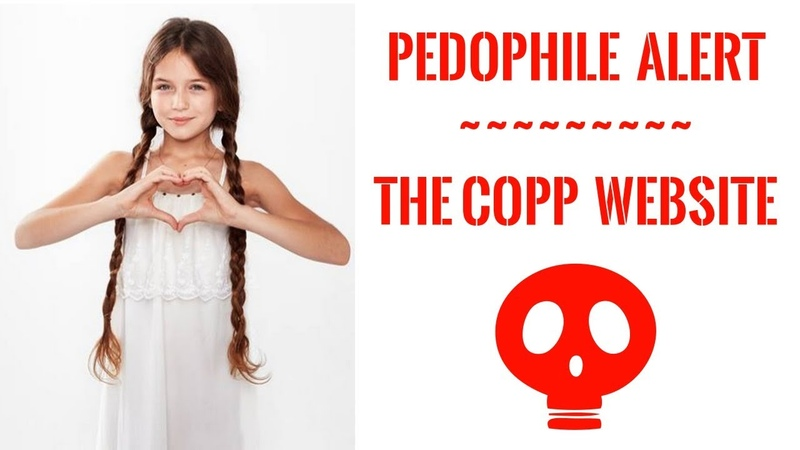 Pedophile Watch - The COPP Website