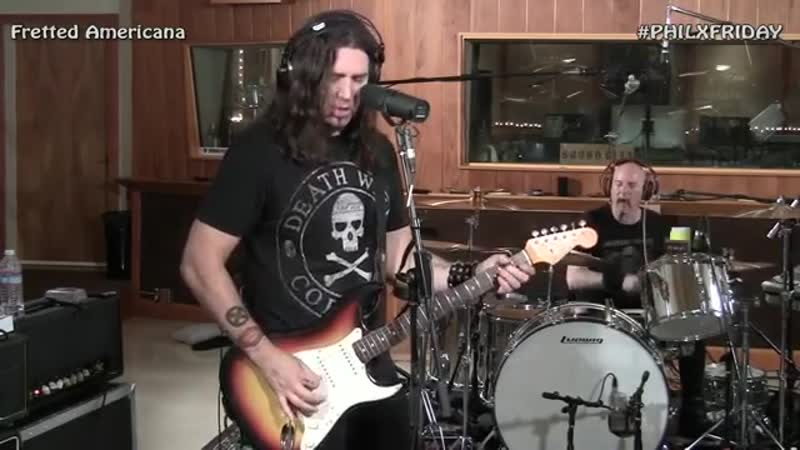Phil X The Drills — Superstition 1965 Pre CBS Fender Stratocaster