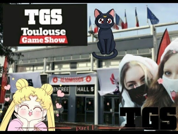 Part 1▏Toulouse ▏ Game ▏Show ▏Аниме тянки ♥