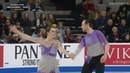 Ashley BAIN / Oleg ALTUKHOV Free Dance US Figure Skating Championships 2018