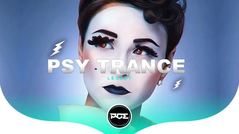PSY TRANCE ● Nicky Romero ft. Krewella - Legacy (Reverence Remix)