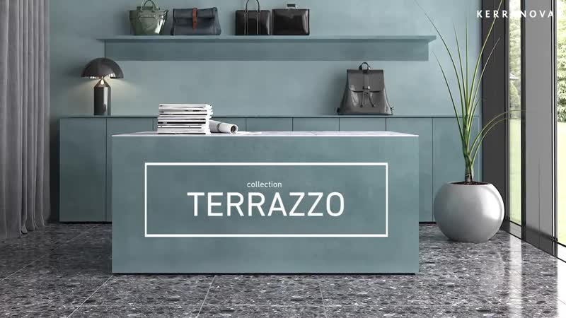Коллекция керамического гранита KERRANOVA TERRAZZO