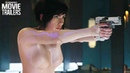 Ghost in The Shell Scarlett Johansson is 'Going in' in extended clip