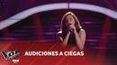 Julieta - Valerie - Winehouse - La Voz Argentina 2018 - Audicion a ciegas - La Voz Argentina 2018