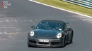 2020 PORSCHE 992 TURBO S CONVERTIBLE SPIED TESTING AT THE NÜRBURGRING!