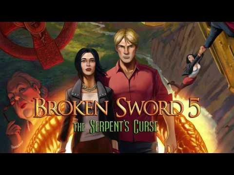 Релизный трейлер Broken Sword 5 (Nintendo Switch)
