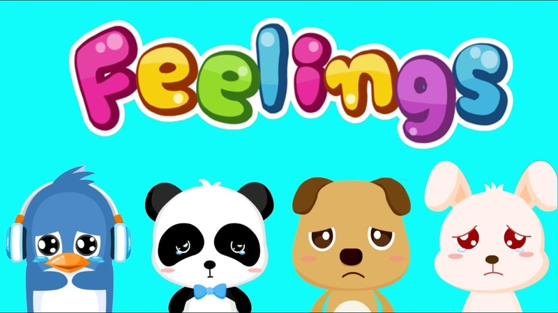 Kids learn to Recognize Feelings Emotions | Baby Panda Feelings Emotional Growth by Babybus