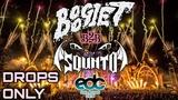Boogie T &amp SQUNTO @ EDC Orlando 2018 Drops Only
