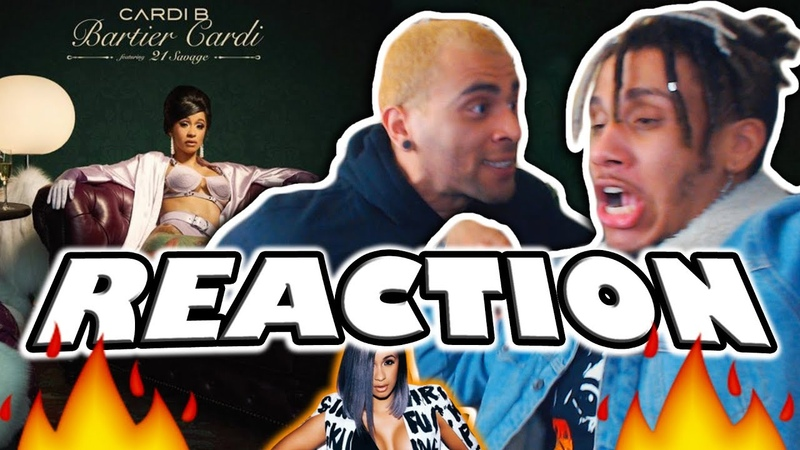 🔥💎 REACTION 💎🔥 Cardi B Bartier Cardi feat 21 Savage Official Audio