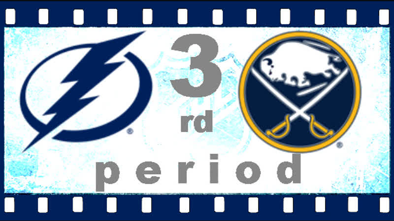 МАТЧ НОМЕР 267 13 НОЯБРЯ 2018 TAMPA BAY LIGHTNING VS BUFFALO SABRES