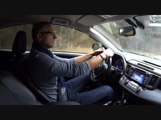 Toyota RAV 4 Тест-Драйв - 100000 км, полет нормальный