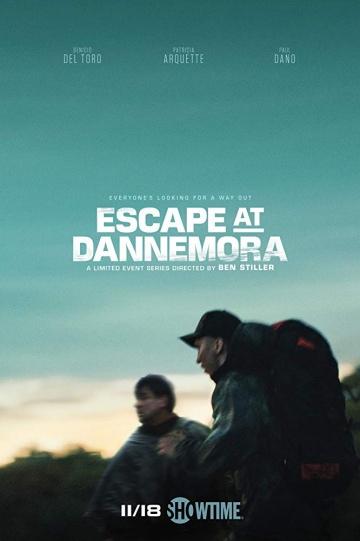 Побег из тюрьмы Даннемора (мини-сериал) Escape at Dannemora смотреть онлайн