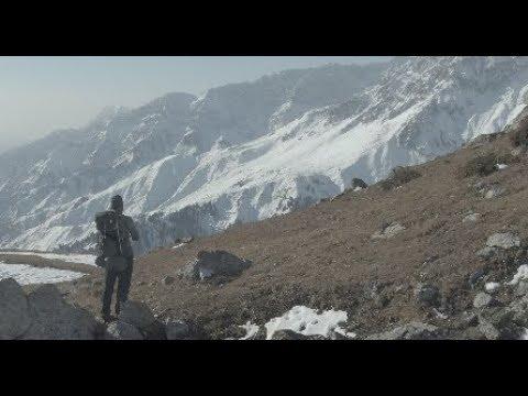 Пешком 350км Ош Бишкек ч з горы Часть 2 Кызыл Ункур Уч Терек Кыргызстан 2018
