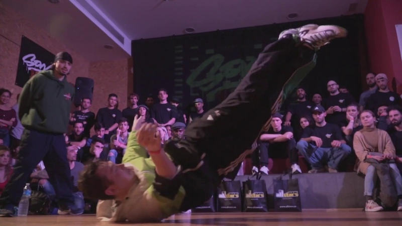 SEMIFINAL SON 15 BCN 2019 / BREAK RAVE (RU) VS FOUND KID RATO (POR-BR)
