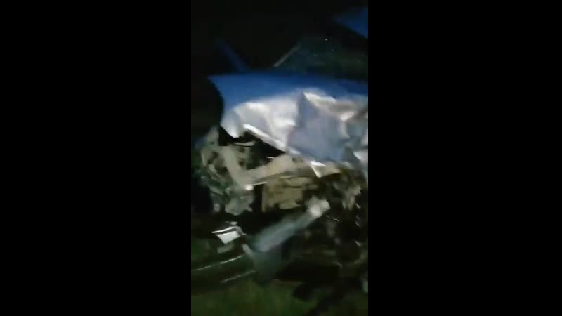 ДТП в Городищенском