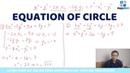 Luyện Thi SAT Equation of circle Bài 3