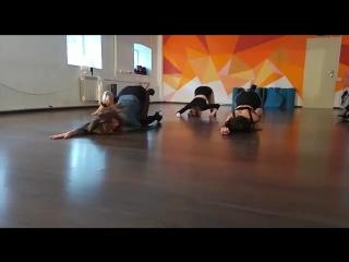 Мастер класс по приватному танцу 30.09.2018
