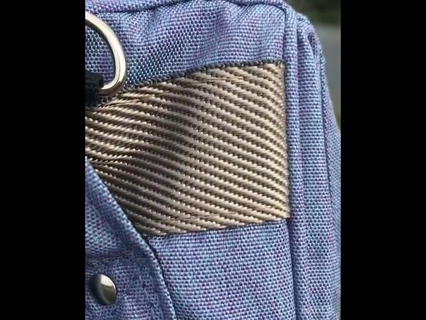 Отменное качество пошива наших рюкзаков для мам Lavochka Maryam