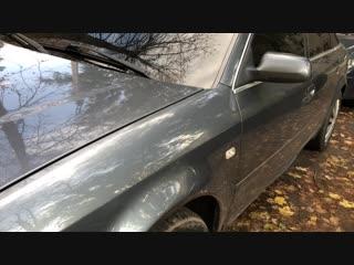 Коврики EVA для Audi A6