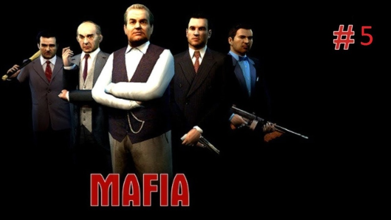 Mafia: The City of Lost Heaven 5 Та самая гонка