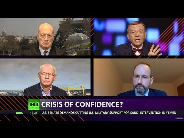 CrossTalk on EU Crisis of confidence