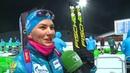 Виктория Сливко после шестого места в индивидуальной гонке на чемпионате Европы в Минске