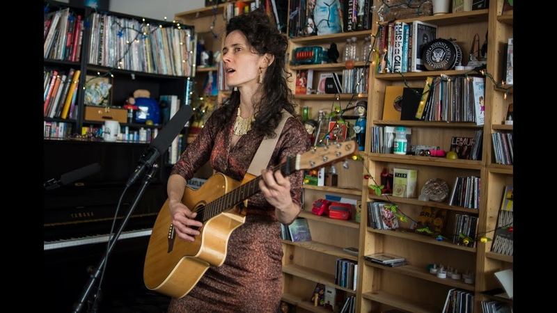 Diane Cluck: NPR Music Tiny Desk Concert