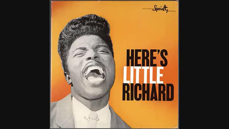 Mr. LITTLE RICHARD - Long TaLL SaLLy ( MCA.Records, 1959 )