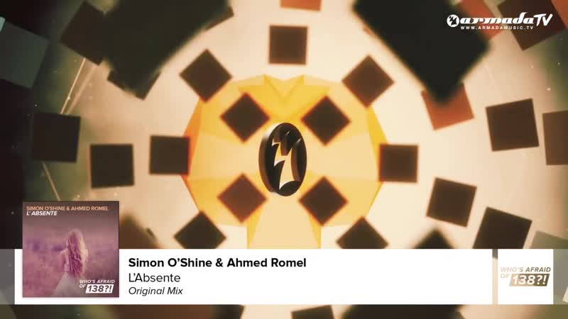 Simon OShine u0026 Ahmed Romel LAbsente Original Mix