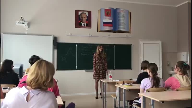 Видео с курса 1