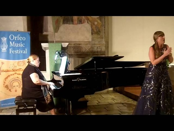 Bellini, Ah! Non credea mirarti (Sonnambula) - Antonina Vesenina, soprano - Larissa Gergieva, piano