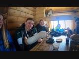 Обучение сноуборду в Домбае. Февральский кепм, день 4й