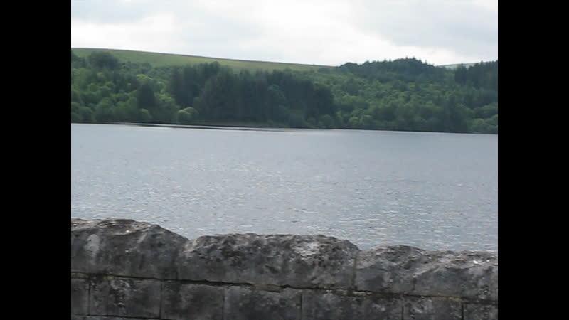 Wales brecon beacons national park Llwyn on Reservoir 2017 UK