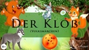 Der Kloß Märchen für Kinder Сказка Колобок на немецком языке с субтитрами